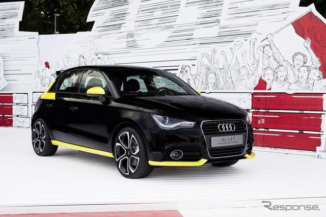 Audi A1 Sportback กับข้อกำหนดใหม่ของยุโรป