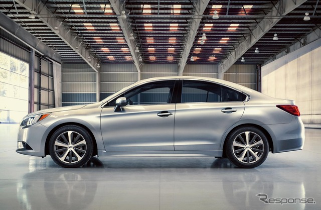 New Subaru Legacy (North American model)