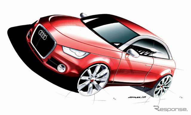 Design sketch by Satoshi WADA