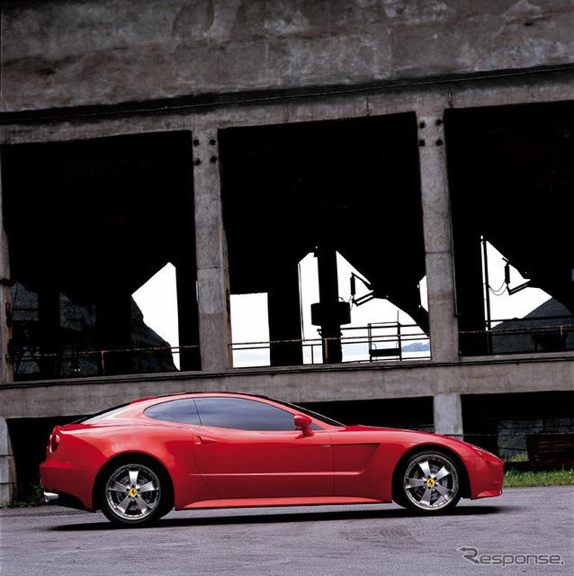 フェラーリ GG50