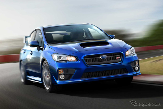 The all-new Subaru WRX STI