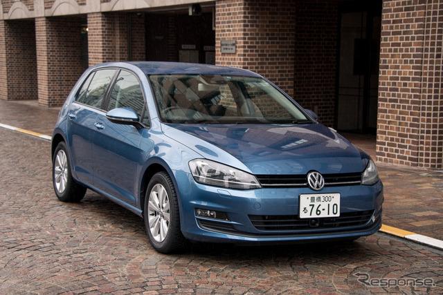 VW Golf comfort line