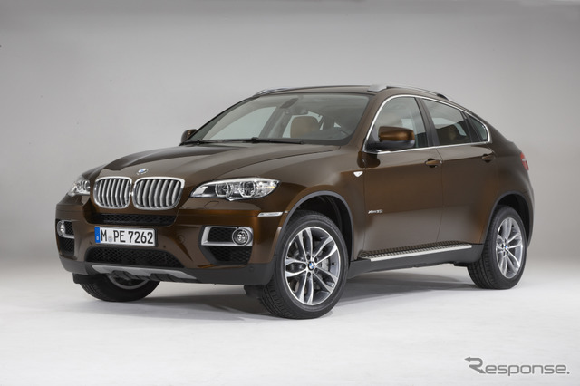 Current BMW X6