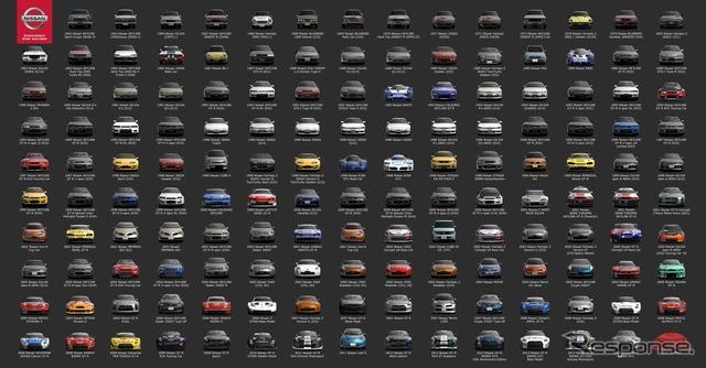 Teaser image of Nissan's Vision Gran Turismo