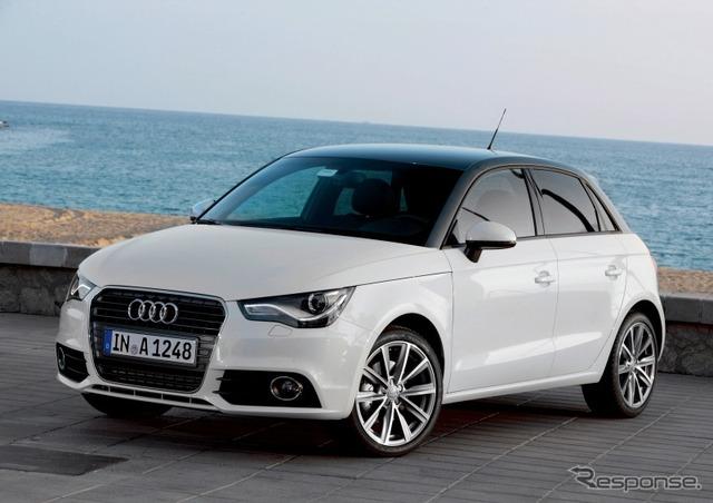 Audi A1 Sportback ถังตามความต้องการ