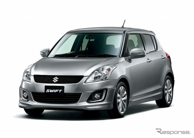 Suzuki Swift RS-DJE