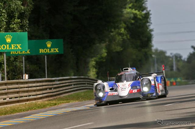 ปี 2014 การแข่งขัน Le Mans 24 ชั่วโมงความอดทน(คุณสมบัติภาพถ่าย)