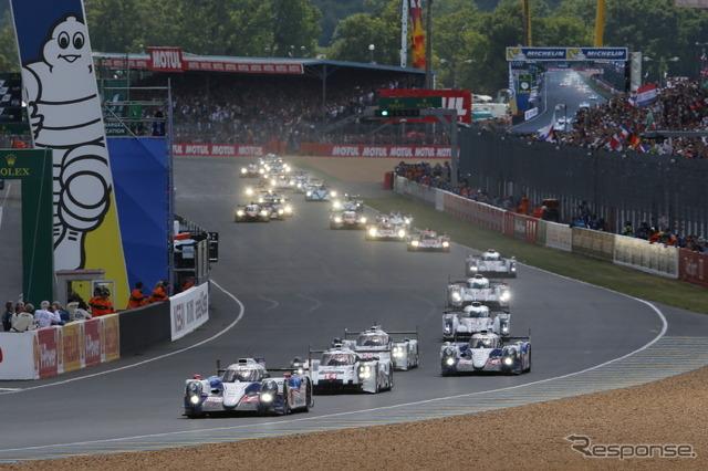 การแข่งขัน Le Mans 24 ชั่วโมงความอดทน