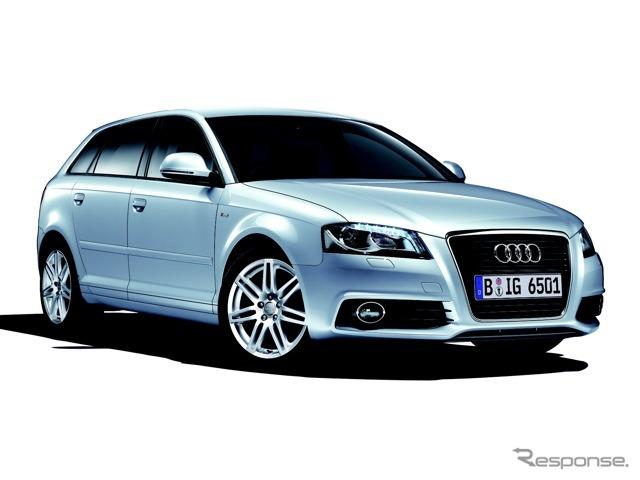 Audi A3 Sportback (รุ่นเก่าและภาพอ้างอิง)