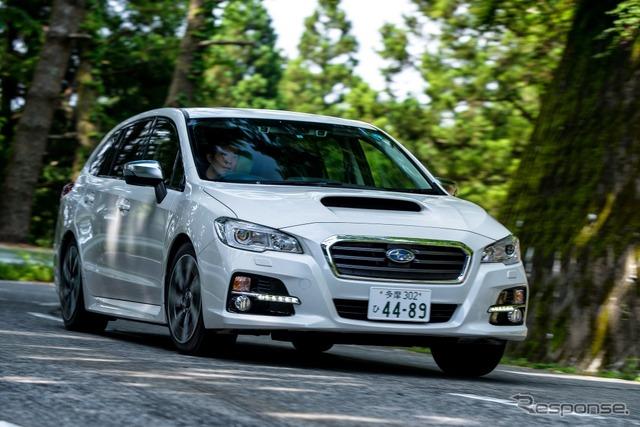 Subaru Levorg 1.6GT