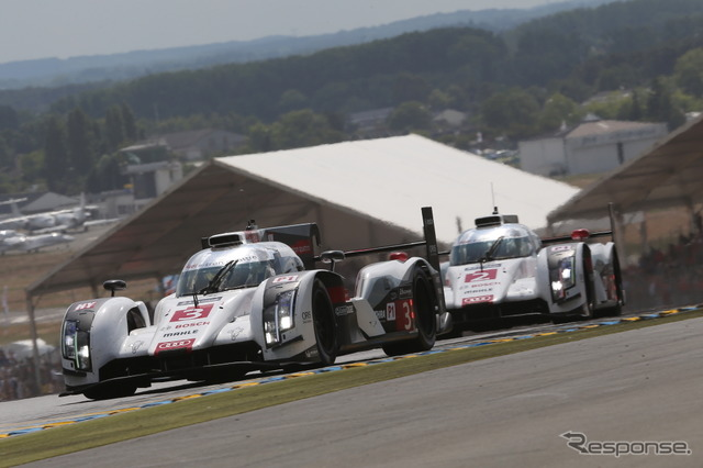 แข่ง Le Mans 24 ชั่วโมงความอดทน 2014