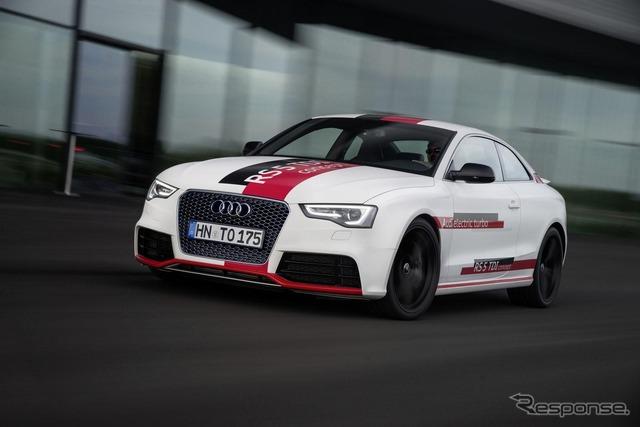 แนวคิด Audi RS5 TDI