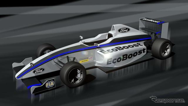 Formula Ford model 2015