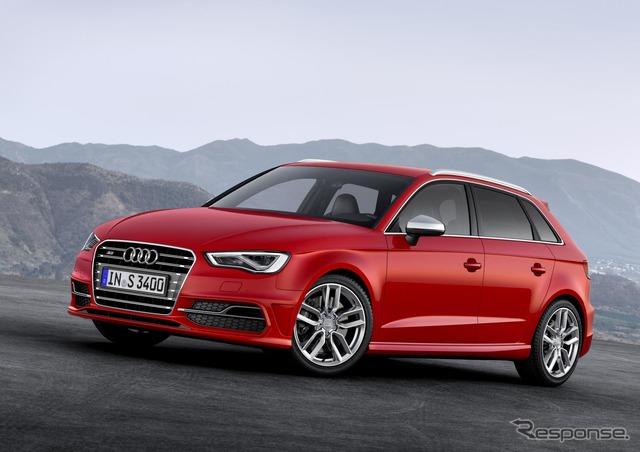 ใหม่ Audi S3 Sportback