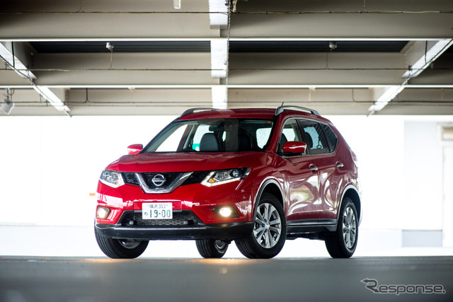 Nissan X-trail 20X Emergency Brake Package