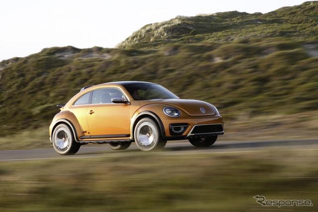 Concepto Volkswagen Beetle dune