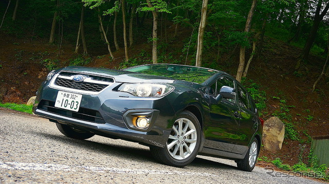 Subaru Impreza Sport 2.0i EyeSight