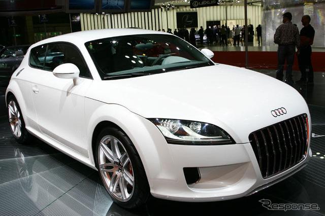 [Tokyo Motor Show 05] シューティングブレイク Audi, Royal Road