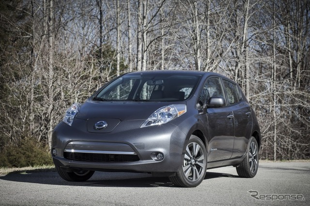 Nissan leaf (United States version)