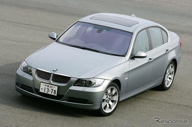 "[' Impl; 05] convince kumakura heavy BMW 3 series 3 series spring ""brand itself!"