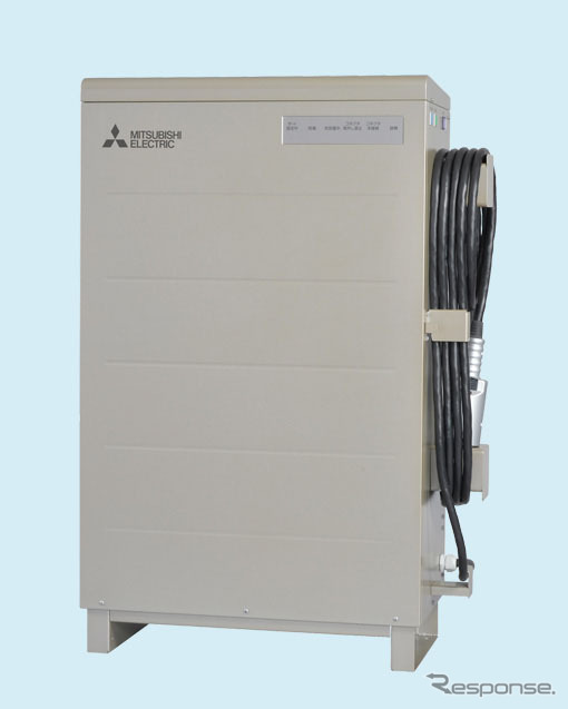 Mitsubishi Electric SMART V2H