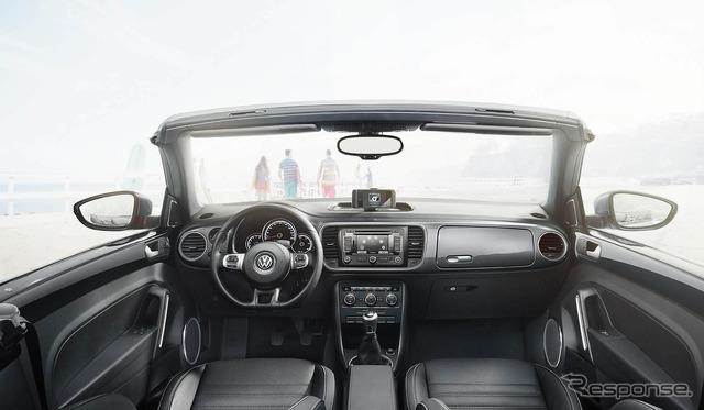 Paquete premium de Volkswagen Beetle