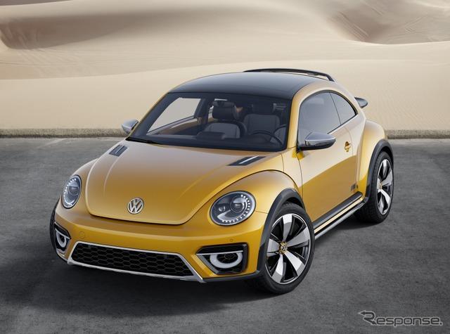 Volkswagen escarabajo, Duna, concepto