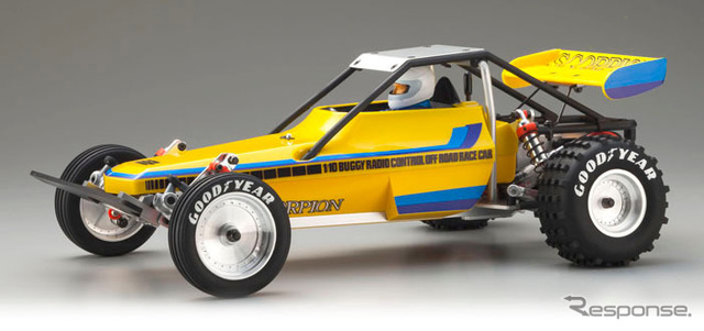 Kyosho, Scorpion 2014 (refer picture)