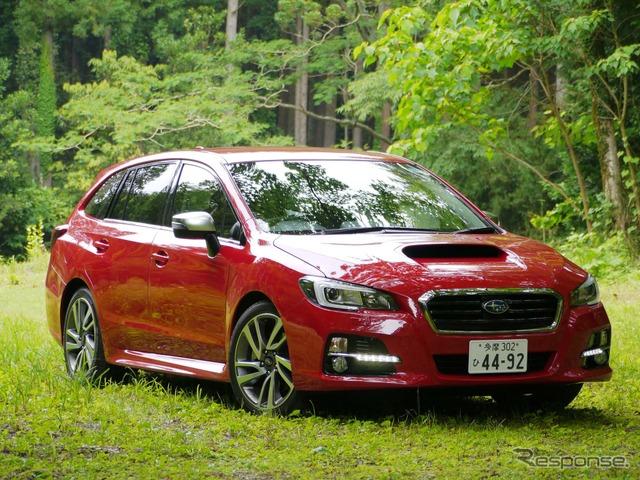 Subaru レヴォーグ 1.6 GT-S