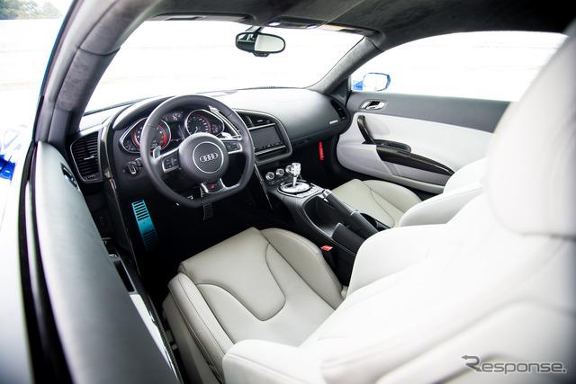 Audi R8 5.2 FSI quattro Coupe (ภาพอ้างอิง)