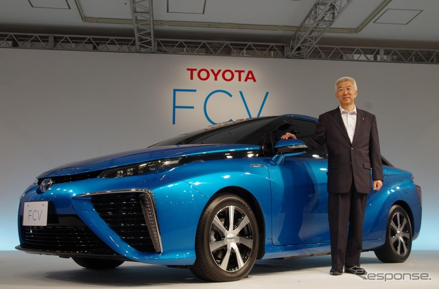 Vice President of the Toyota Motor Corporation Kato Mitsuhisa
