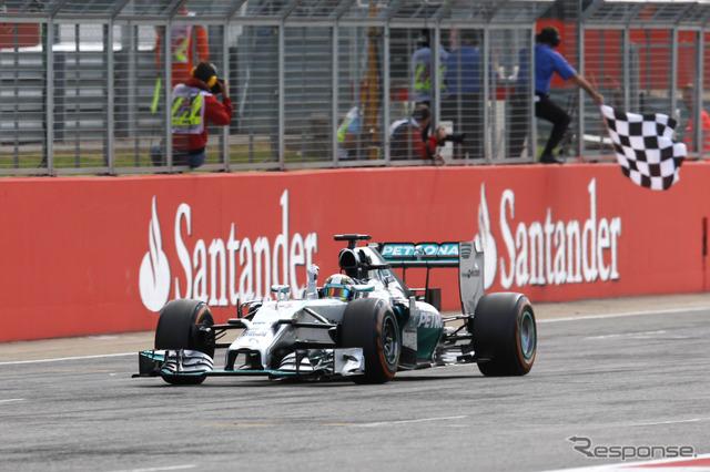 F1 British GP 2014