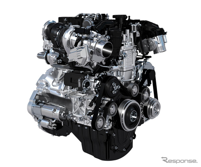New generation engines for Jaguar and Land Rover, 'インジニウム'