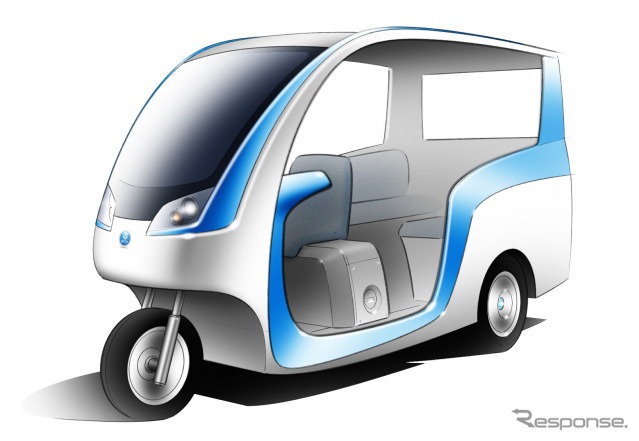 E-Tricycle image