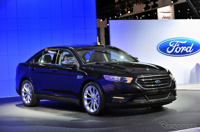 Ford Taurus (11 New York Motor Show)