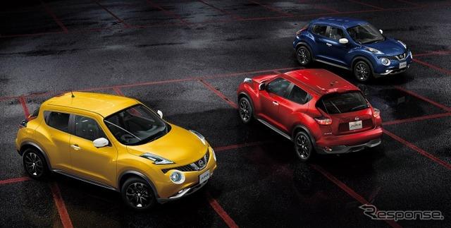 Nissan Juke 15RX Personalization