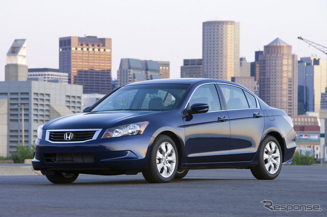 Its predecessor's Honda Accord (Japan name: inspire )