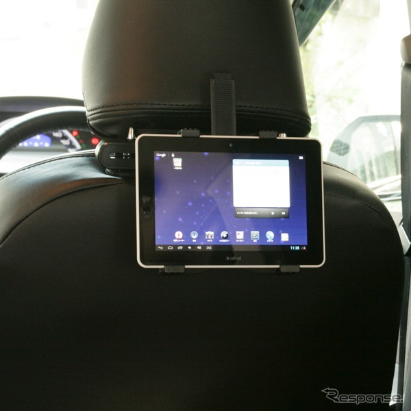 Shanghai wholesaler and Tablet holder for fixed head restraints