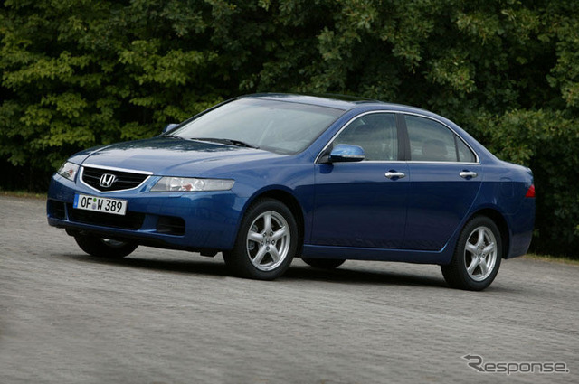 Honda Accord ( 2003 type )
