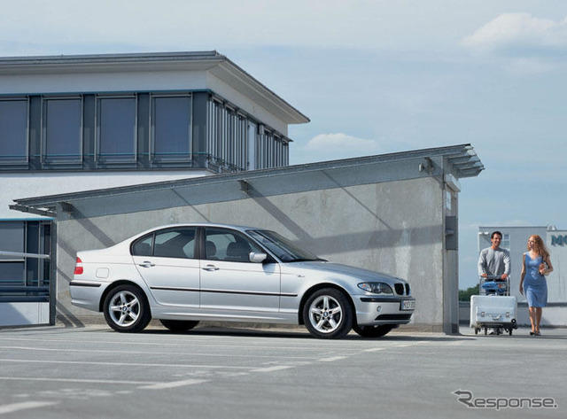 BMW3-series sedan (E46 type)