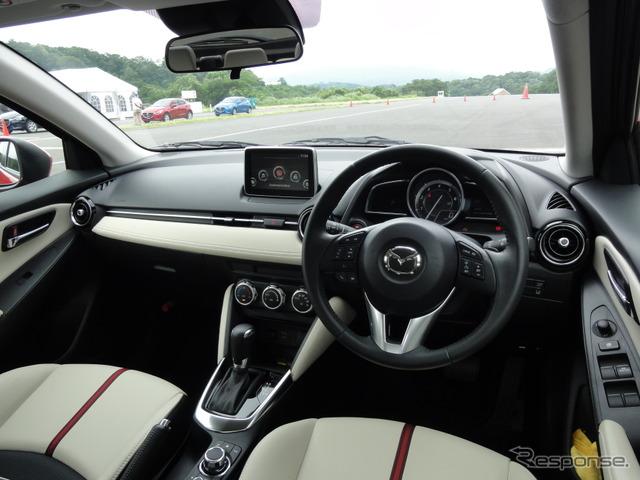 Mazda Demio prototype
