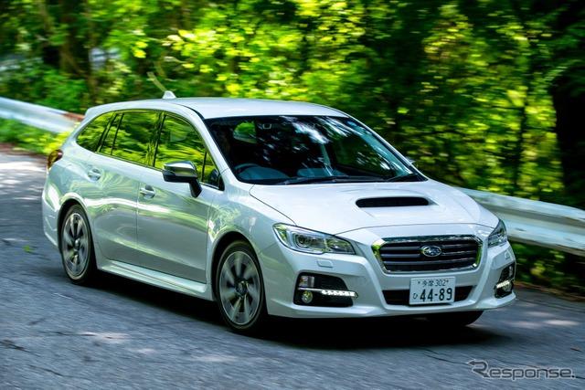 Subaru レヴォーグ GT 1.6