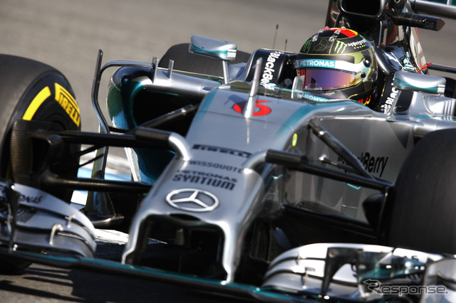 Nico Rosberg ( F1 Germany Grand Prix qualifying )