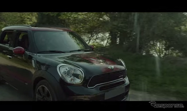 MINI John Cooper works cross-over