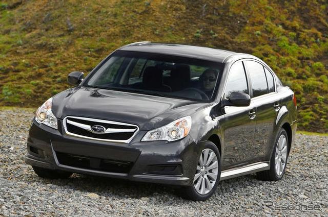 Subaru Legacy (previous model)