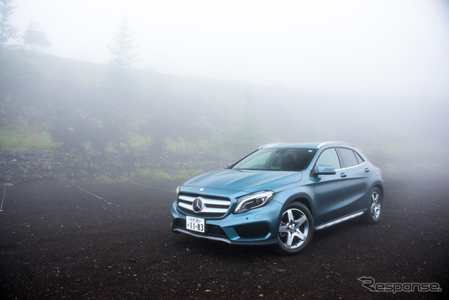 Mercedes-Benz 4MATIC GLA 250