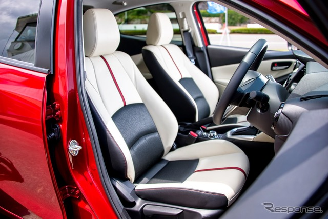 Mazda Demio Prototype 1.5-liter diesel