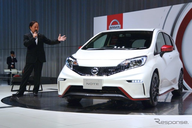 NISMO Nissan note