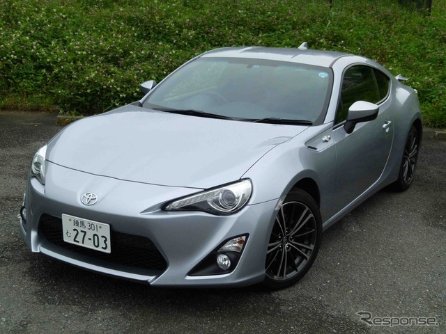 Toyota 86 GT Limited 6MT
