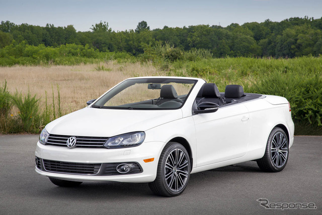 Volkswagen EOS final Edition